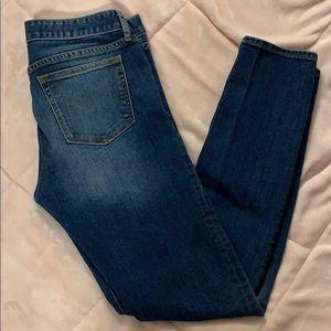 Gap 1969 always skinny jean size 30L
